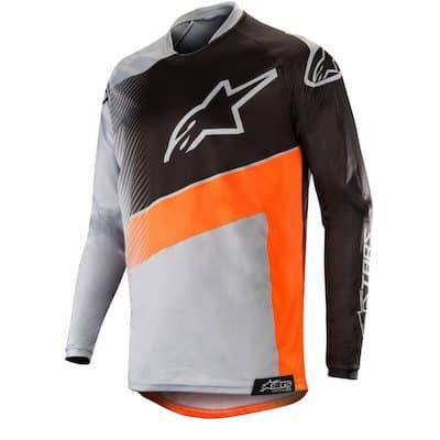 Alpinestar Racer Supermatic gray : orange : black