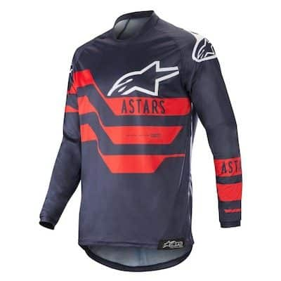 Alpinestar Racer Supermatic navy : bleu : red