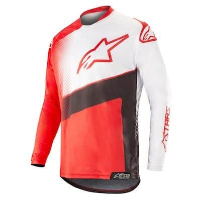 Alpinestar Racer Supermatic red : black : white