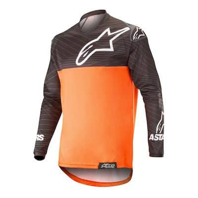 Alpinestars racer tactical orange : black