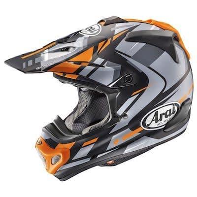 Arai VX Pro Orange