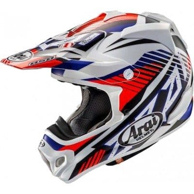 Arai VX Pro Slash red