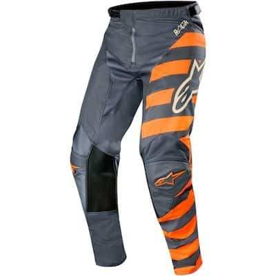 Alpinestars Racer Braap S9 anthracite : orange : sand