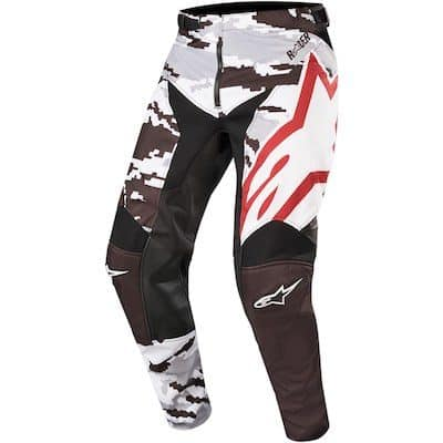 Alpinestars Racer Tactical : Black : gray : burgundy