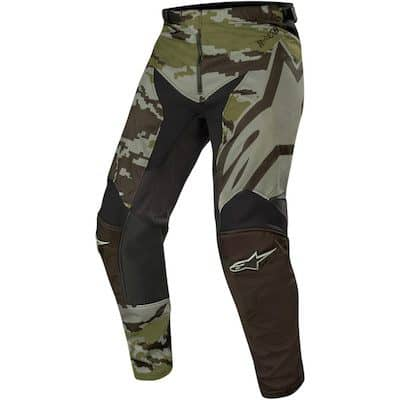Alpinestars Racer Tactical : Black : green : camouflage