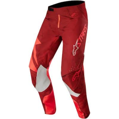 Alpinestars Techstar Factory S9 burgundy : red