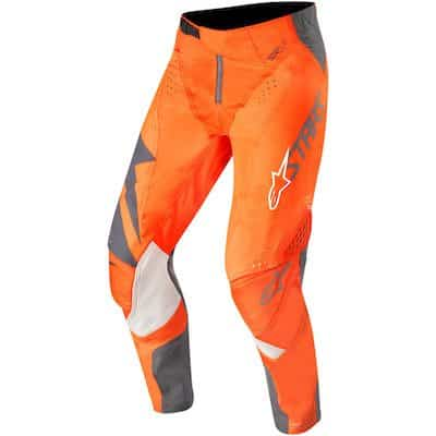 Alpinestars Techstar Factory S9 orange : anthracite