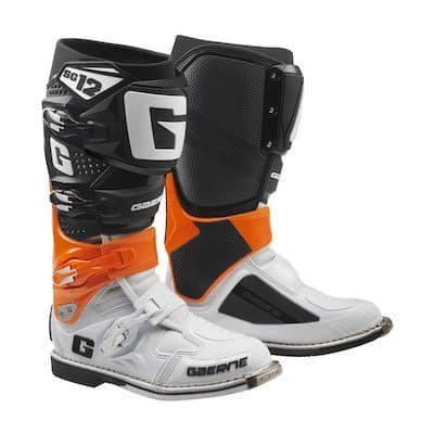 Gearne SG-12 orange : black : white