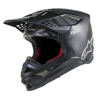 Alpinestar Supertech SM10 Solid Carbon