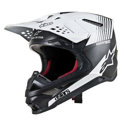 Alpinestars Supertech SM10 Black, Fluorescent Yellow, Gray, Matte