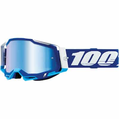100% racecraft 2 blue