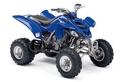 Yamaha Raptor YFM660