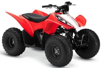 Honda TRX 90